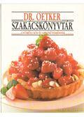 Dr. Oetker szakácskönyvtár - Gyümölcsös és aprósütemények - Oetker dr.