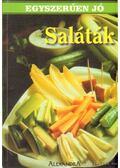 Saláták - Petrig, Martina
