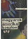 Magyarok amerikai koszton - Pintér István