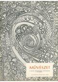 Művészet 1970 június XI. évf. 6. szám - Pogány Ö. Gábor dr.