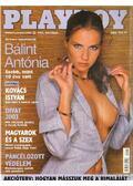 Playboy 2002. október - Pósa Árpád