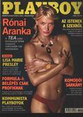 Playboy 2003. augusztus - Pósa Árpád