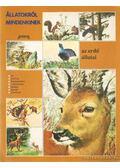 Az erdő állatai - Pozzoli, Giuseppe