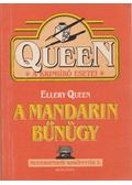 A Mandarin bűnügy - Ellery Queen
