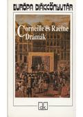 Drámák - Racine, Jean, Corneille, Pierre