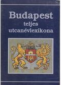 Budapest teljes utcanévlexikona - Ráday Mihály, Buza Péter