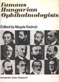 Famous hungarian ophthalmologists - Radnót Magda