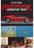 Guinness rekordok könyve 1991 - Radó Péter (szerk.), Kovalcsik József