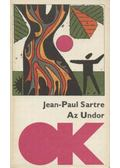 Az Undor - Sartre, Jean-Paul