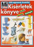Kísérletek könyve - Rainer Köthe