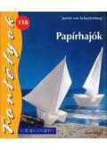 Papírhajók - Schuylenburg, Jannie van