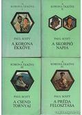 A korona ékköve I-IV. kötet - Scott, Paul