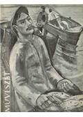 Művészet 1966. május 5. szám - Solymár István
