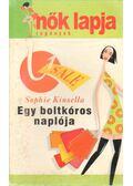 Egy boltkóros naplója - Sophie Kinsella