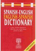 Spanish-English English-Spanish Dictionary