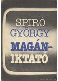 Magániktató - Spiró György
