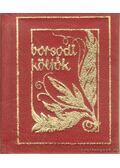 Borsodi költők III. (számozott) (mini) - Szabó Gyula, Urszin sándor