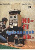 Hi-Fi újdonságok sk. - Szűcs József