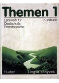 Themen 1 - Kursbuch - Dr. Bogdány Ferenc