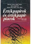 Értékpapírok és értékpapírpiacok - Sulyok-Pap Márta