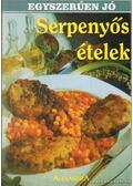 Serpenyős ételek - Több szerző