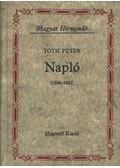 Napló (1836-1842) - Tóth Péter