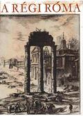 A régi Róma - Ürögdi György