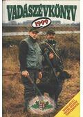 Vadászévkönyv 1999