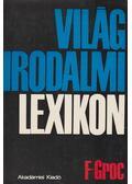 Világirodalmi lexikon 3. kötet (F-Groc)