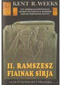 II. Ramszesz fiainak sírja - Weeks, Kent R.