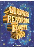 Guinness rekordok könyve 1998 - Wyse, Elizabeth (szerk.)