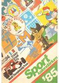 Sportkalendárium '85 - Z. Vincze György