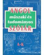 Angol-magyar műszaki és tudományos szótár I-II. - Kiss László, Magay Tamás