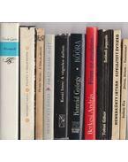10 db vegyes magyar regény