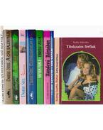 10 db vegyes szerelmes regény