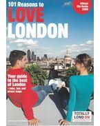 101 Reasons to Love London - Imogen Aylen