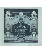 11 Likovni susret - 11. képzőművészeti találkozó