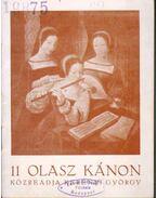 11 olasz kánon - Kerényi György