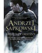 SOWRD OF DESTINY - Andrzej Sapkowski