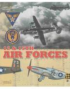 12 & 15th Air Forces - Gérard Paloque