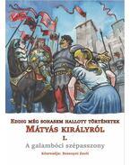 Eddig még sohasem hallott történetek Mátyás királyról I. - A galambóci szépasszony - Besenyei Zsolt