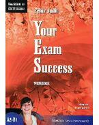 Your Exam Success Workbook - Középszint A2-B1 CD melléklettel - 56506, M Fehér Judit