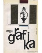 Magyar grafika 1966. (teljes) - Lengyel Lajos