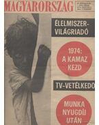 Magyarország 1974. XI. évfolyam (teljes) - Pálfy József