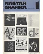 Magyar grafika 1979. (teljes) - Gara Miklós Dr.