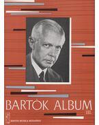 Bartók album III. - Bartók Béla