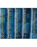 EU-tanulmányok I-V. - Inotai András