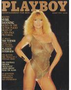 Playboy 1983. august - Hugh M. Hefner