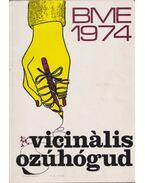 Vicinális dugóhúzó 1974 - Pethes Endre, Czakó János, Dr. Ránky Pál