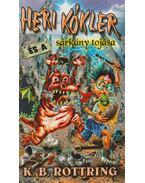 Heri Kókler és a sárkány tojása - Rottring, K. B.